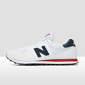 new balance 215 sneakers zwart heren