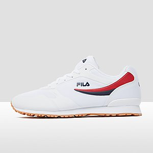 f7d0aa01ce4 FILA FORERUNNER 18 SNEAKERS WIT HEREN