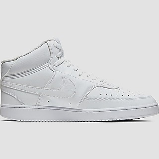NIKE COURT VISION MID SNEAKERS WIT HEREN