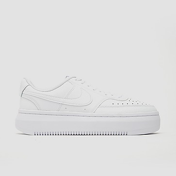 NIKE COURT VISION ALTA SNEAKERS WIT DAMES