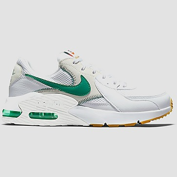 NIKE AIR MAX EXCEE SNEAKERS WIT/TURQOISE DAMES