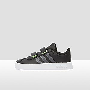 552ef5ed2a2 ADIDAS VL COURT 2.0 SNEAKERS ZWART BABY
