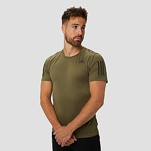 cb63bcf67d4 ADIDAS OWN THE RUNNER HARDLOOPSHIRT GROEN HEREN