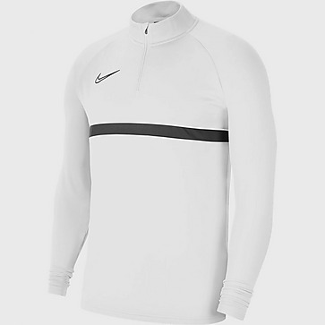 NIKE DRI-FIT ACADEMY 21 DRILL VOETBALTOP WIT KINDEREN