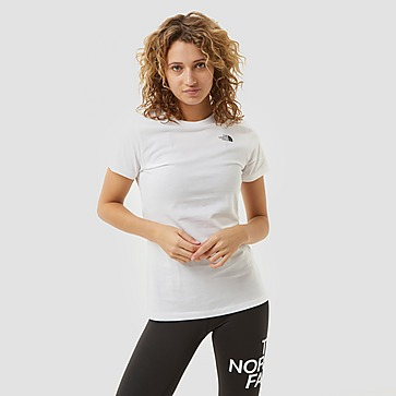 THE NORTH FACE SIMPLE DOME SHIRT WIT DAMES