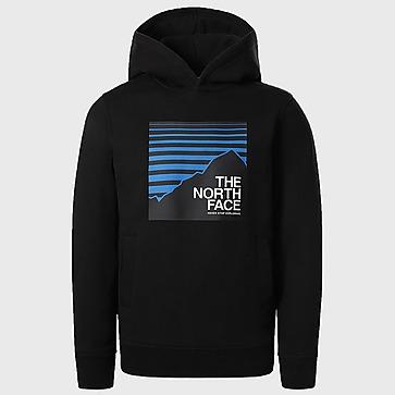 THE NORTH FACE BOX TRUI ZWART/BLAUW KINDEREN