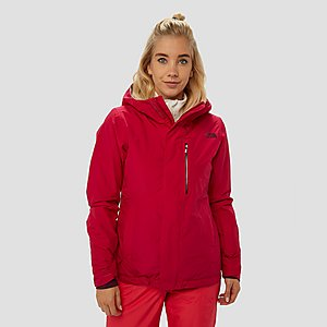 Zomerjas Rood Dames.Dames The North Face Jassen Perrysport
