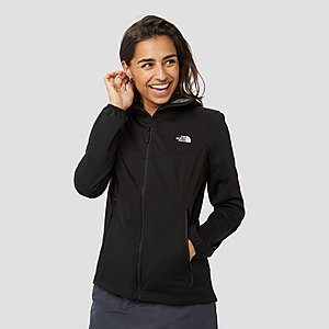 a756aa14f4e THE NORTH FACE HIKESTELLER SOFTSHELL ZWART DAMES
