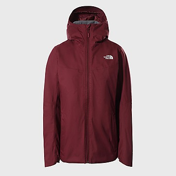 THE NORTH FACE QUEST INSULATED OUTDOORJAS BORDEAUX DAMES