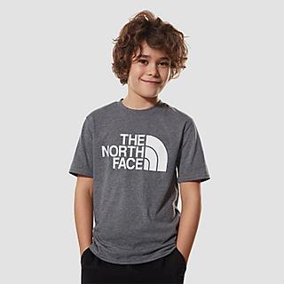 THE NORTH FACE ON MOUNTAIN OUTDOORSHIRT GRIJS KINDEREN