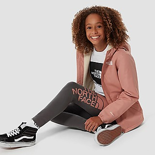 THE NORTH FACE WARM STORM OUTDOORJAS ROZE KINDEREN