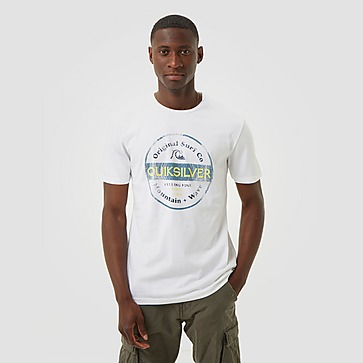QUIKSILVER FROM DAYS GONE SHIRT WIT HEREN