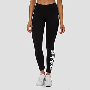 ec2d9c0d616 ADIDAS ESSENTIALS LINEAR TIGHT ZWART DAMES
