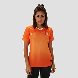 a154bfbb69b NIKE KNVB NEDERLANDS VROUWENELFTAL BREATHE STADIUM THUISSHIRT 19/20 DAMES