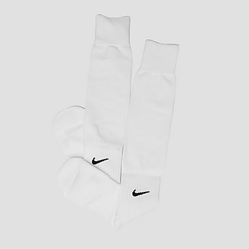 NIKE CLASSIC DRI-FIT VOETBALSOKKEN WIT