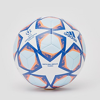 ADIDAS UEFA CHAMPIONS LEAGUE FINALE 2020 ISTANBUL TRAINING VOETBAL WIT/BLAUW