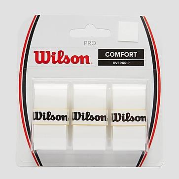WILSON PRO OVERGRIP 3-PACK WIT