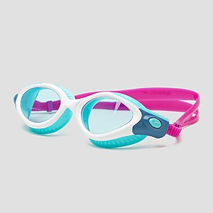 4082be437ddb9a SPEEDO FUTURA BIOFUSE FLEX FEMAL BLAUW/ROZE ZWEMBRIL