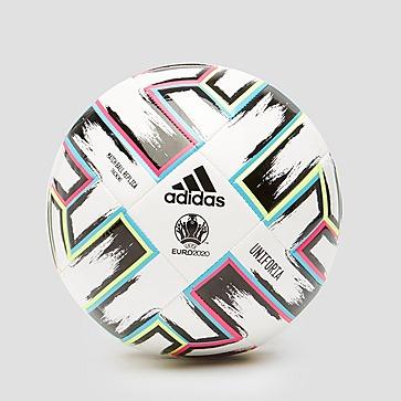ADIDAS UEFA EURO 2020/2021 UNIFORIA TRAINING VOETBAL WIT/GROEN