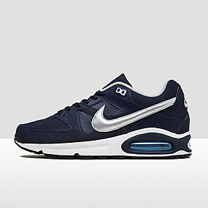 d40d78e1643 NIKE AIR MAX COMMAND LEATHER SNEAKERS BLAUW HEREN