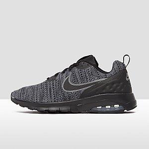 nike air max motion low premium sneakers zwart heren