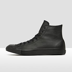 2dfa50be1bf CONVERSE ALL STAR - HI LEATHER BOOTS ZWART HEREN