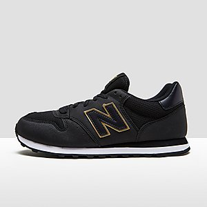 new balance dames geel