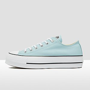 a1b33797c60 CONVERSE CHUCK TAYLOR ALL STAR LIFT SNEAKERS BLAUW