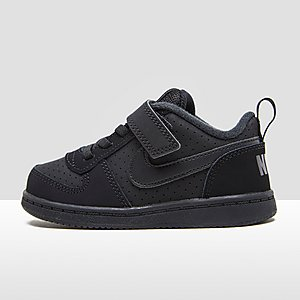 a1dce59a666 NIKE COURT BOROUGH LOW SNEAKERS ZWART BABY