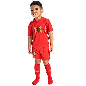 930bbb12b adidas Belgium 2018 Home Kit Children ...