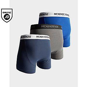 3c62637aa1 ... McKenzie Wyatt 3 Pack of Boxer Shorts