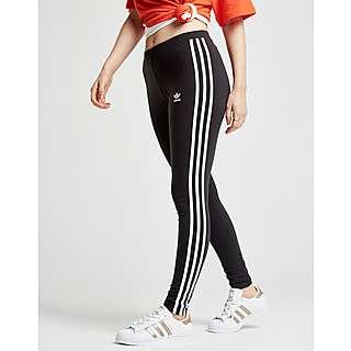 New Womens Leggings | Adidas AOP Pink Grey Leggings 2019