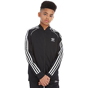 cabd661d6fa adidas Originals Superstar Track Top Junior ...