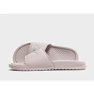 4eabdc6a11a4 Nike Benassi Just Do It Slides Women s ...