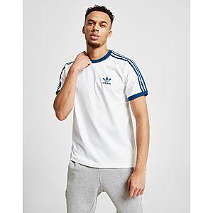 bffa43f4c adidas Originals 3-Stripes California Short Sleeve T-Shirt ...