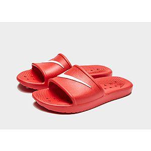 6b99cfe633456 Nike Kawa Shower Slides Junior Nike Kawa Shower Slides Junior