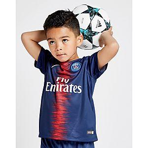 4db4e7eca ... Nike Paris Saint Germain 2018/19 Home Kit Children