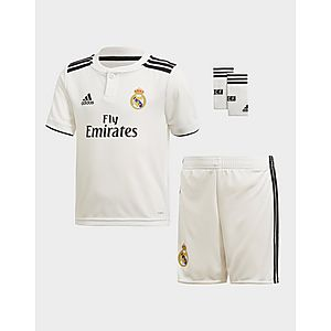 1a758157d adidas Real Madrid 2018/19 Home Kit Children ...