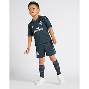 7834286fd adidas adidas Real Madrid 2018/19 Home Kit Children ...