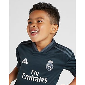 96d9043db ... adidas adidas Real Madrid 2018/19 Home Kit Children