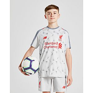 04a637a26 New Balance Liverpool FC 2018 19 Third Shirt Junior ...