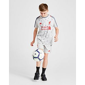 fa134f590 ... New Balance Liverpool FC 2018 19 Third Shorts Junior