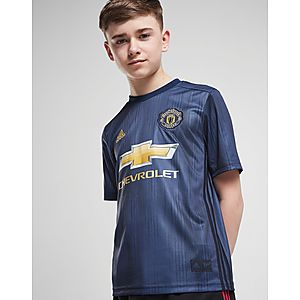 a5f2eed3310 adidas Manchester United 2018 19 Third Shirt Junior ...