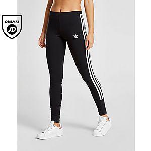 fa78cf7c83d94 ... adidas Originals 3-Stripes Piping Leggings