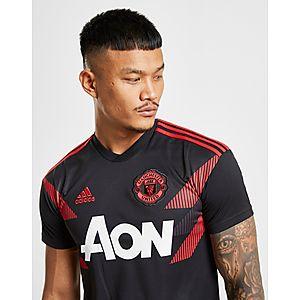 0a48d2a0f2c ADIDAS Manchester United Home Pre-Match Jersey ...