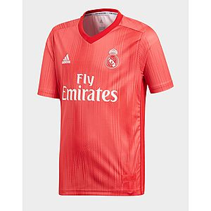 7d7ee81dbb3 adidas Real Madrid 2018 19 Third Shirt Junior ...
