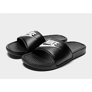 newest a6f80 8054b Nike Benassi Slides Nike Benassi Slides