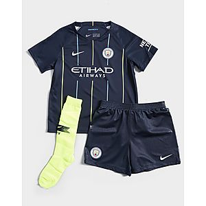 a96ef8e28 Nike Manchester City FC 2018 19 Away Kit Children ...