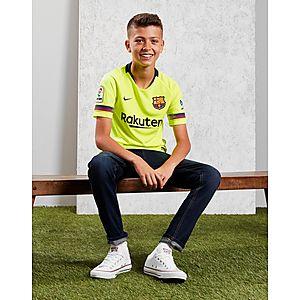 6464185ed ... Nike FC Barcelona 2018 19 Away Shirt Junior