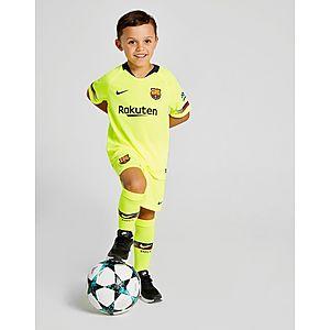 630f02639 Nike FC Barcelona 2018/19 Away Kit Children ...
